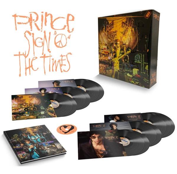 Sign O' the Times (2020 Box Set) - Prince - Musik - WARNER RECORDS - 0603497847099 - September 25, 2020