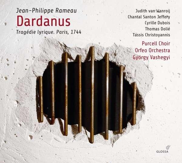 Dardanus: Tragedie Lyrique, Paris 1744 - J.P. Rameau - Musik - GLOSSA - 8424562240100 - February 5, 2021