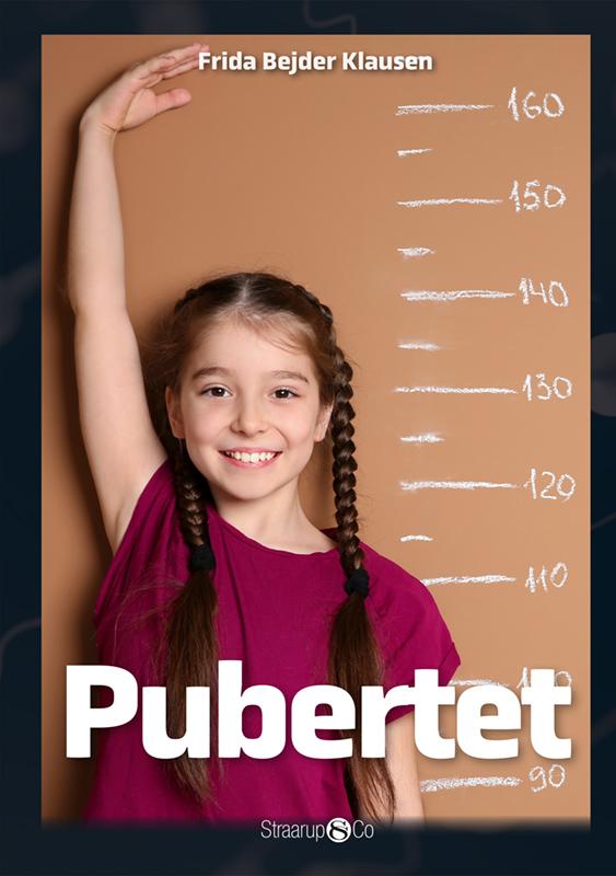 Maxi: Pubertet - Frida Bejder Klausen - Bøger - Straarup & Co - 9788775495108 - August 9, 2021