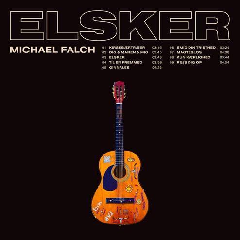 ELSKER (Signeret) - Michael Falch - Musik -  - 0602438430109 - 3 september 2021