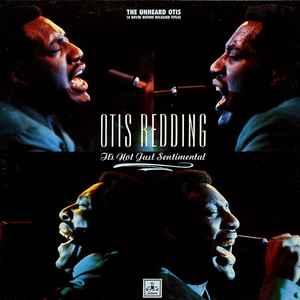 It's Not Just Sentimental - Otis Redding - Musik - STAX - 0029667064118 - February 27, 1992