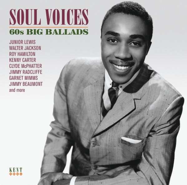 Big Voices - 60s Big Ballads - Various Artists - Musik - KENT - 0029667098120 - May 29, 2020