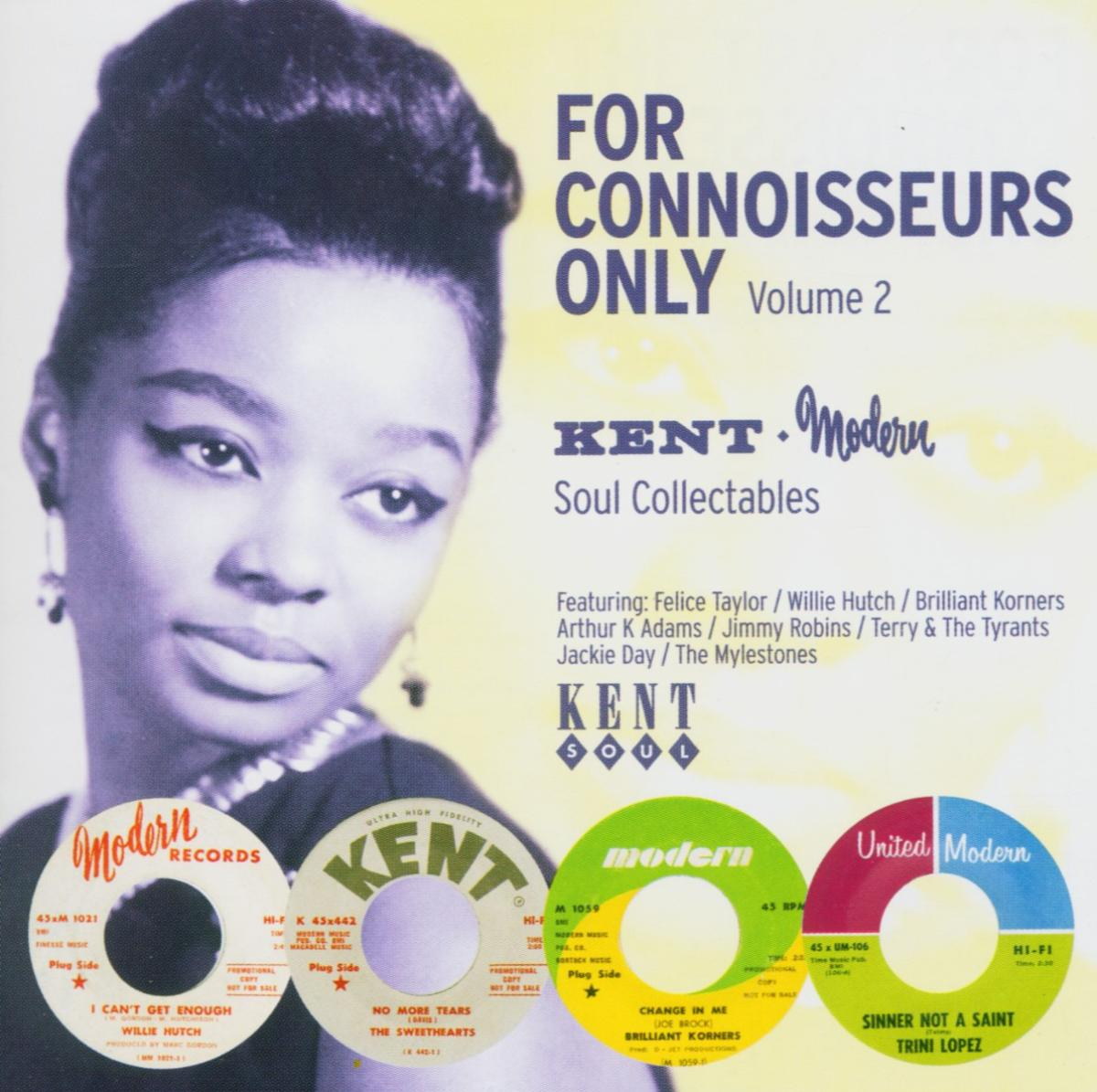 For Connoisseurs Only V.2 - V/A - Musik - ACE - 0029667225120 - September 8, 2005