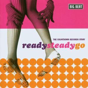 Ready Steady Go! - V/A - Musik - BIG BEAT - 0029667423120 - June 19, 2003