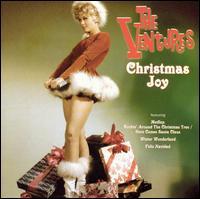 Christmas Joy - Ventures - Musik - VARESE SARABANDE - 0030206640120 - June 30, 1990