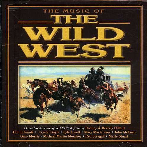 John Mceuen Presents the Music of the Wild West - V/A - Musik - ROCK - 0030206682120 - June 5, 2007
