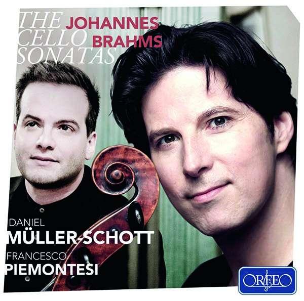 Cello Sonatas - J. Brahms - Musik - ORFEO - 4011790979120 - August 1, 2020