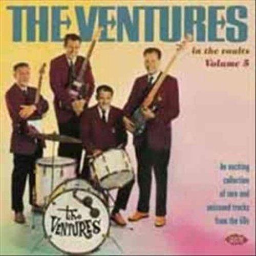 In The Vaults Vol.5 - Ventures - Musik - ACE - 0029667062121 - October 2, 2014