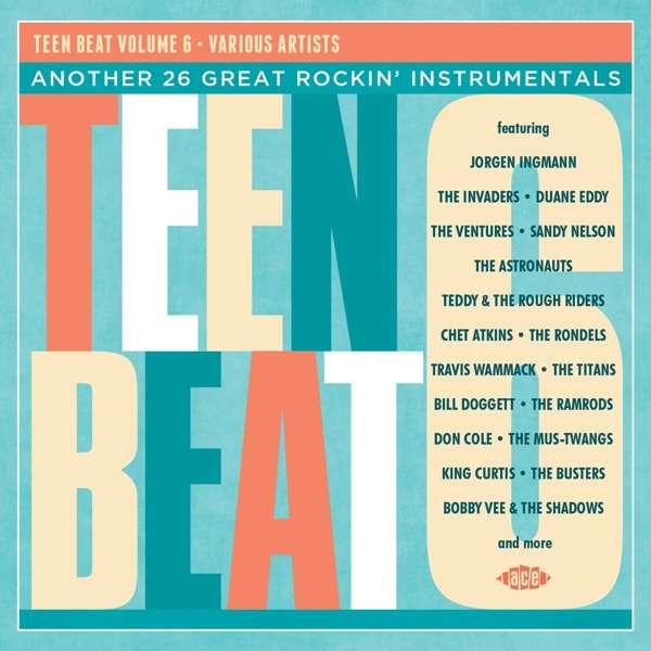 Teen Beat Vol.6 - V/A - Musik - ACE - 0029667088121 - February 2, 2018