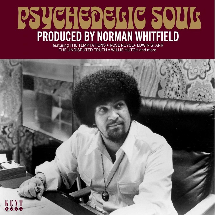 Psychedelic Soul (Produced By Norman Whitfield) - Various Artists - Musik - KENT - 0029667103121 - August 27, 2021
