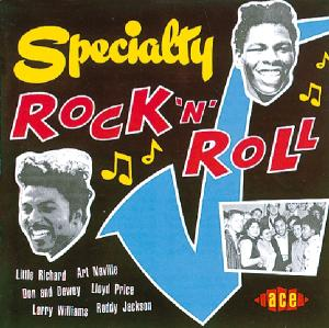 Specialty Rock'n'roll - V/A - Musik - ACE - 0029667129121 - May 31, 1990