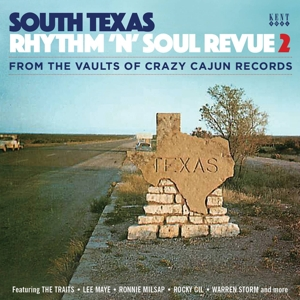 South Texas - Rhythm 'n' Soul Revue 2 - V/A - Musik - KENT SOUL - 0029667244121 - December 10, 2015