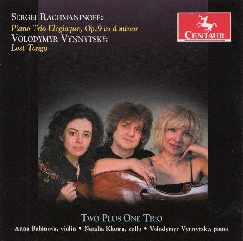 Piano Trios - Two Plus One Trio - Musik - CENTAUR - 0044747310121 - March 7, 2012