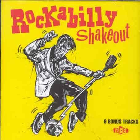 Rockabilly Shakeout - V/A - Musik - ACE - 0029667119122 - March 15, 1992