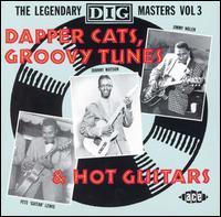 Dapper Cats Groovy Tunes - V/A - Musik - ACE - 0029667135122 - December 18, 1997