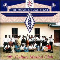Taarab 4: Zanzibar - Culture Musical Club - Musik - GLOBESTYLE - 0029667304122 - June 5, 1989