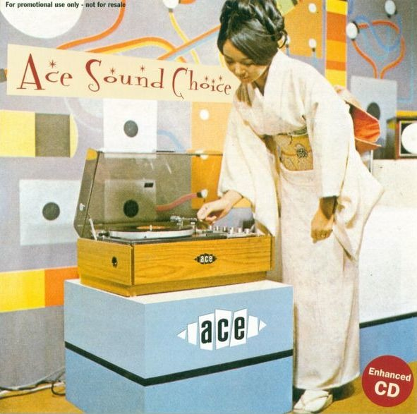 Ace Sound Choice / Various - Various Artists - Musik - Ace - 0029667601122 -