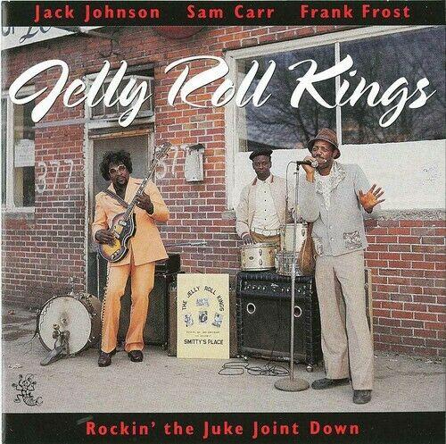Rockin' The Juke Joint Down - Jelly Roll Kings - Musik - EARWIG - 0739788490122 - February 15, 2019