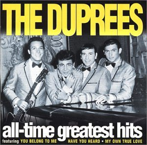 All-Time Greatest Hits - Duprees - Musik - VARESE SARABANDE - 0030206636123 - June 30, 1990