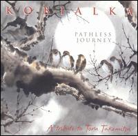Pathless Journey - Daniel Kobialka - Musik - LISEM ENTERPRISES.IN - 0753221750123 - September 7, 2004
