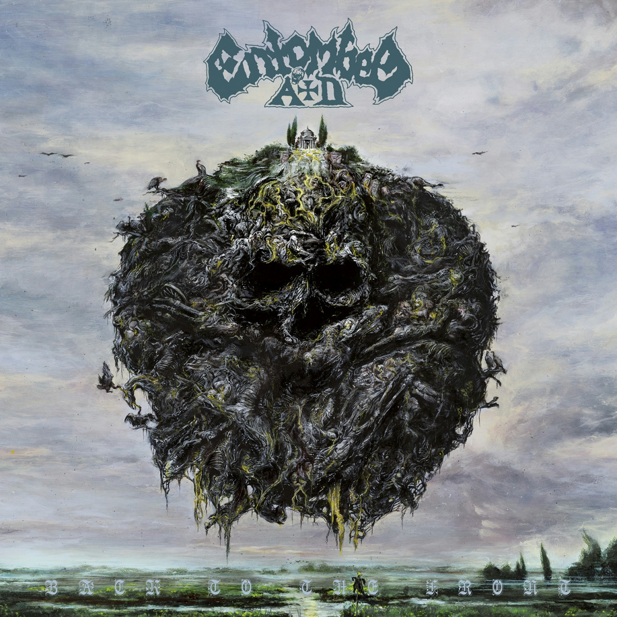 Back to the Front - Entombed A.D. - Musik - CENTURY MEDIA - 5051099838123 - August 1, 2014