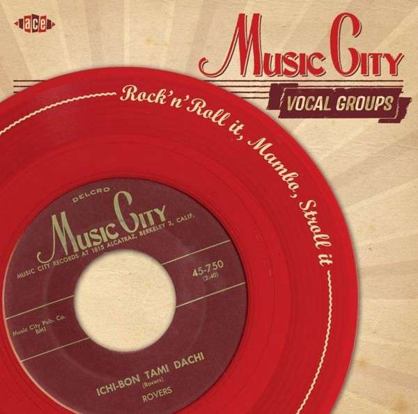 Music City Vocal Groups 2 - V/A - Musik - ACE - 0029667061124 - October 2, 2014