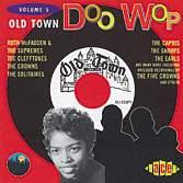 Old Town Doo Wop Vol.5 - V/A - Musik - ACE - 0029667157124 - April 12, 2007