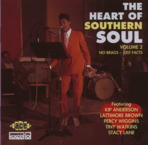 Heart Of Southern Soul V2 - V/A - Musik - ACE - 0029667160124 - August 27, 2007