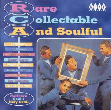 Rare Collectable & Soulfu - V/A - Musik - KENT - 0029667214124 - January 27, 1997