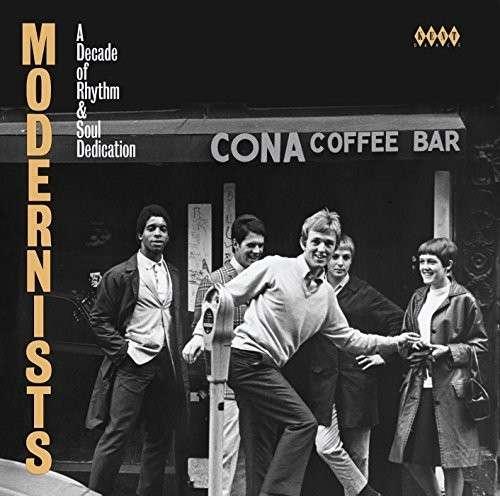 Modernists - V/A - Musik - KENT DANCE - 0029667243124 - February 26, 2015