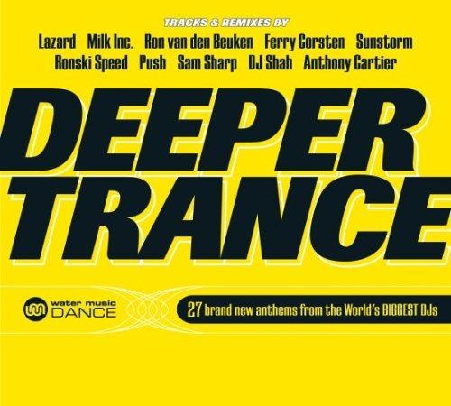 Deeper Trance - V/A - Musik - MVD - 0030206051124 - September 26, 2013