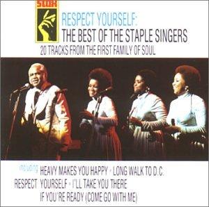 Be Altitude - Staple Singers - Musik - STAX - 0029667080125 - December 31, 1993