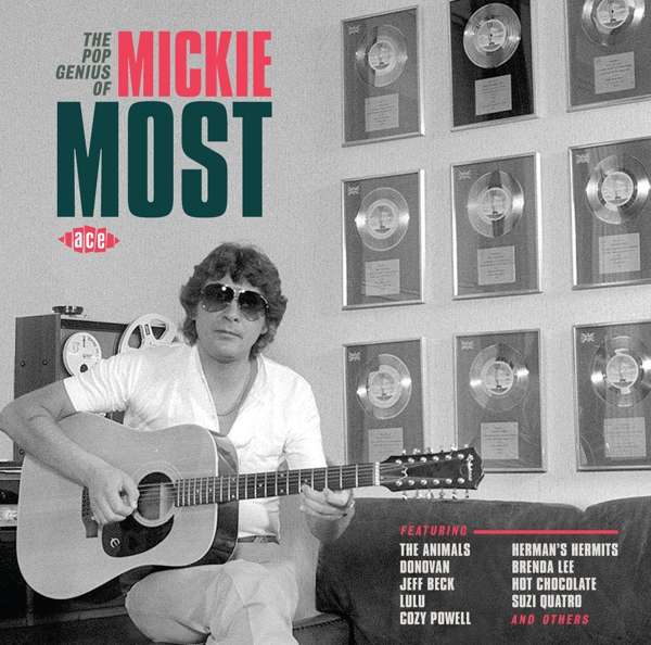 Pop Genius Of Mickie Most - V/A - Musik - ACE - 0029667093125 - February 15, 2019