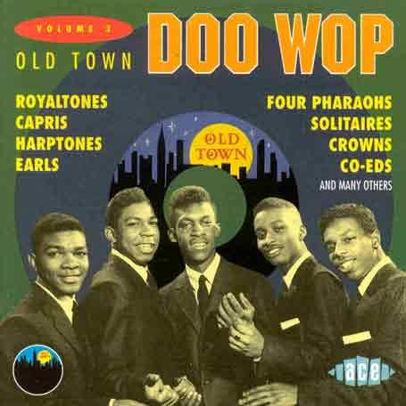 Old Town Doo-Wop 3 - Various Artists - Musik - ACE RECORDS - 0029667147125 - December 31, 1993