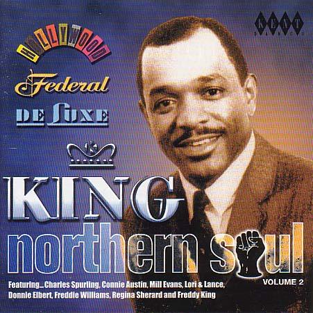 King Northern Soul 2 - V/A - Musik - KENT - 0029667220125 - November 15, 2001