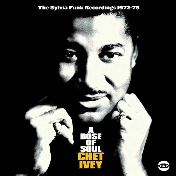 A Dose Of Soul - Chet Ivey - Musik - BGP - 0029667530125 - March 2, 2017
