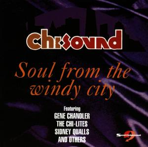 Chi Sound / Soul From The W - V/A - Musik - SOUTHBOUND - 0029667712125 - August 31, 1998
