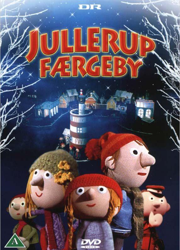 Jullerup Færgeby - Jullerup Færgeby - Afsnit 1-24 - Film -  - 5708758668125 - 2019