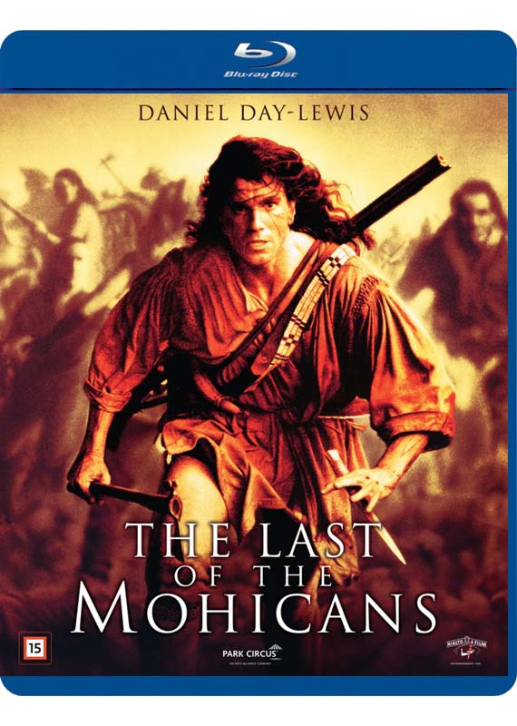 The Last Of The Mohicans -  - Film -  - 5709165276125 - August 27, 2020