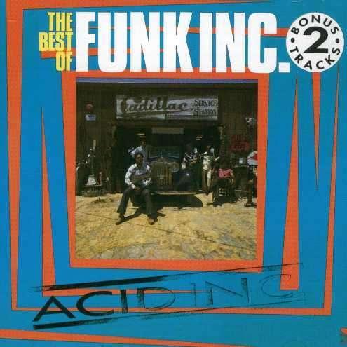 Best Of Funk Inc - Funk Inc - Musik - BEAT GOES PUBLIC - 0029667271127 - December 31, 1993