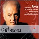 Fauré: Requiem, Pavane - Daniel Barenboim - Musik - PLG UK Classics - 0724382666127 - November 8, 2013