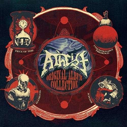 Original Album Collection - Atheist - Musik - SEASON OF MIST - 0822603146127 - March 23, 2018