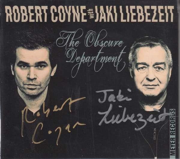 The Obscure Department (signiert) - Robert Coyne & Jaki Liebezeit - Musik -  - 0000010323128 -