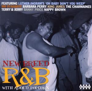 New Breed R&B With A - Various Artists - Musik - KENT - 0029667229128 - March 3, 2008