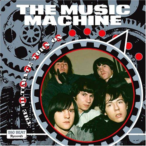 Ultimate Turn On - Music Machine - Musik - ACE - 0029667427128 - September 14, 2006
