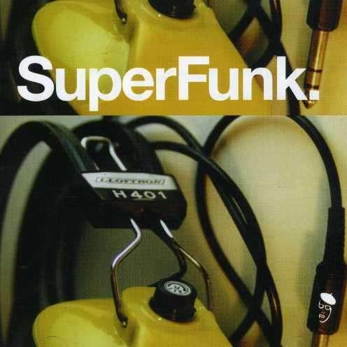 Various - Super Funk - Musik - BGP - 0029667513128 - February 28, 2000