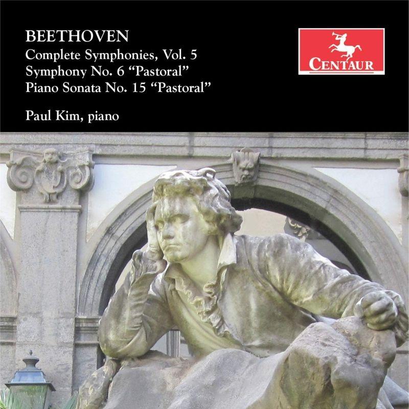 Complete Symphonies 5 - Beethoven / Paul - Musik -  - 0044747379128 - September 4, 2020