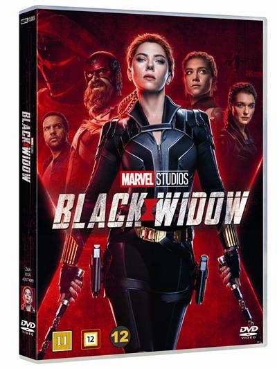 Black Widow -  - Film -  - 8717418595128 - September 14, 2021