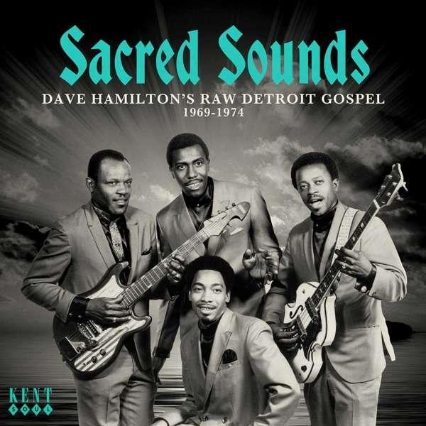 Sacred Sounds - V/A - Musik - KENT SOUL - 0029667095129 - August 2, 2019