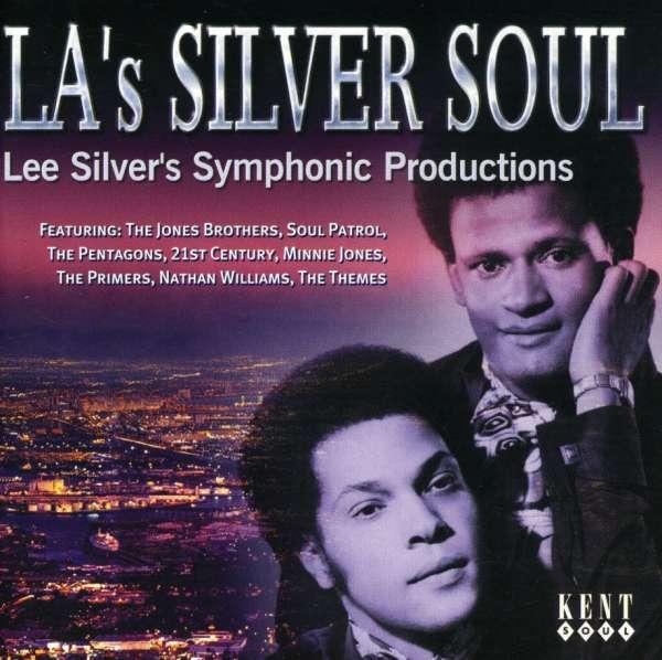L.A.'s Silver Soul - V/A - Musik - KENT - 0029667222129 - April 10, 2003